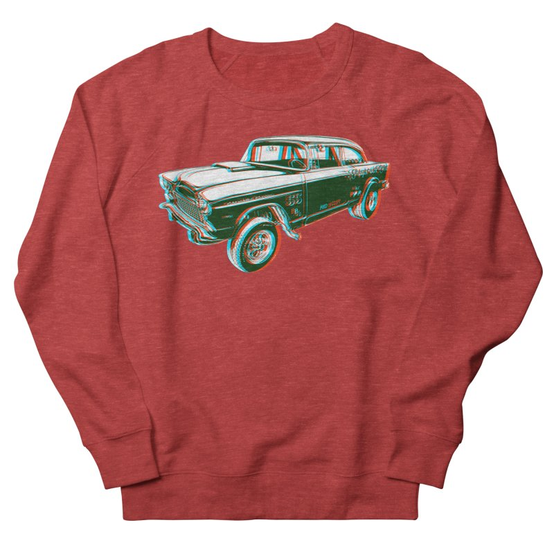 Gasser Men's Sweatshirt by redleggerstudio's Shop