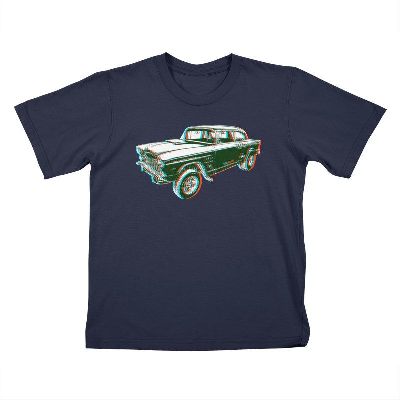 Gasser Kids Toddler T-Shirt by redleggerstudio's Shop