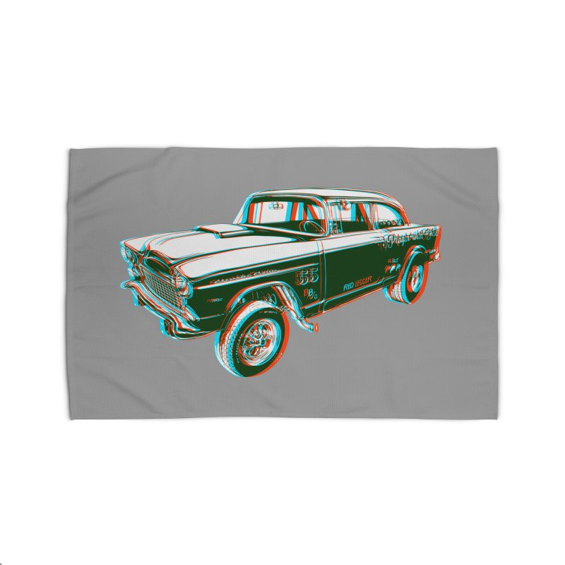 Gasser Home Rug by redleggerstudio's Shop
