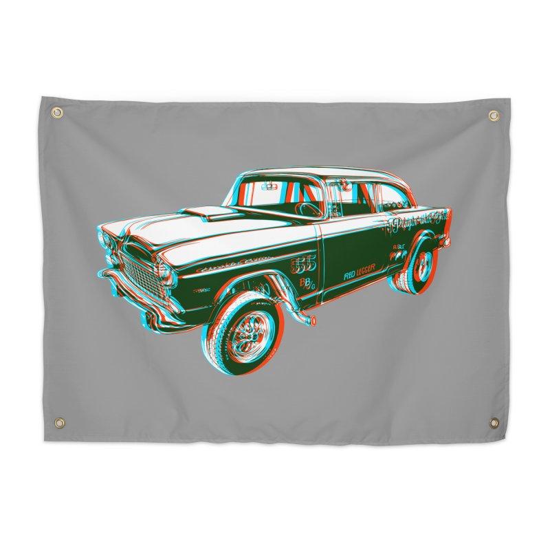 Gasser Home Tapestry by redleggerstudio's Shop