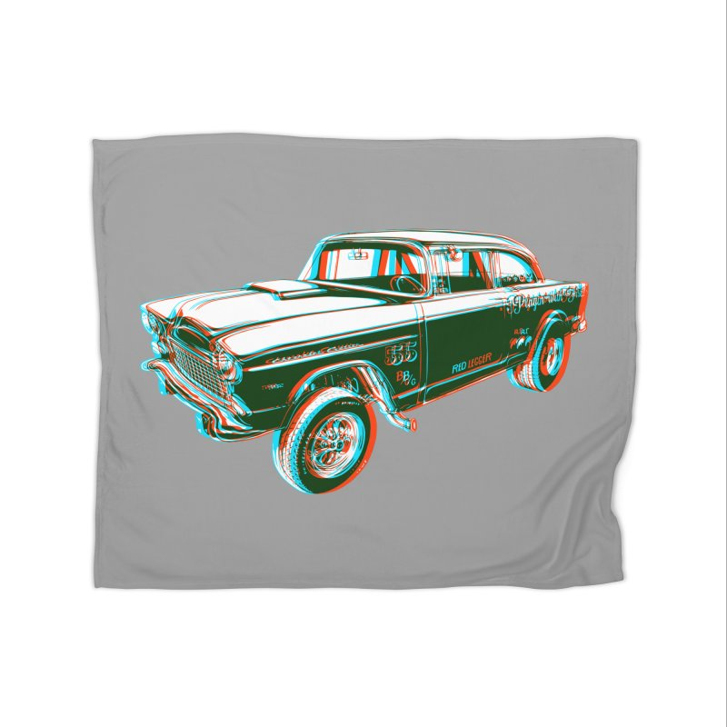 Gasser Home Blanket by redleggerstudio's Shop