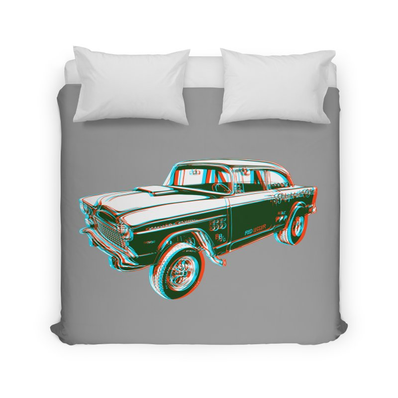 Gasser Home Duvet by redleggerstudio's Shop