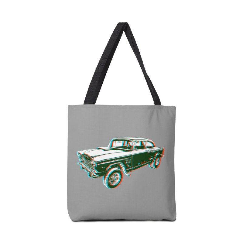 Gasser Accessories Bag by redleggerstudio's Shop