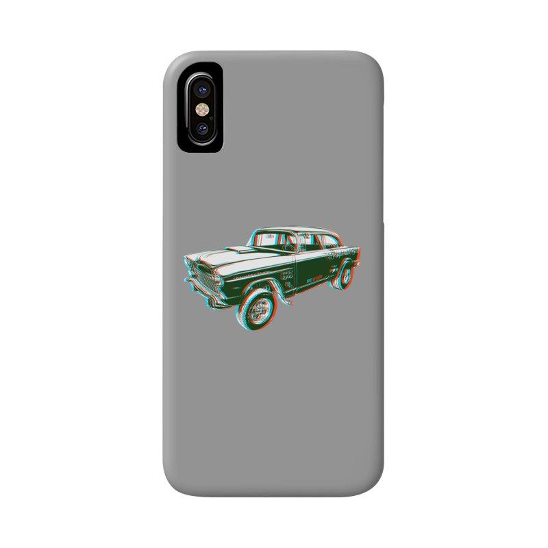 Gasser Accessories Phone Case by redleggerstudio's Shop