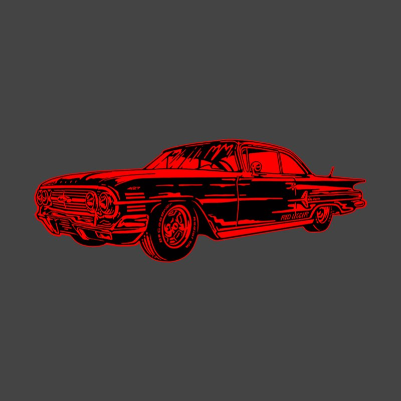 Impala Home Mounted Aluminum Print by redleggerstudio's Shop