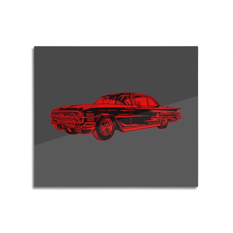 Impala Home Mounted Acrylic Print by redleggerstudio's Shop