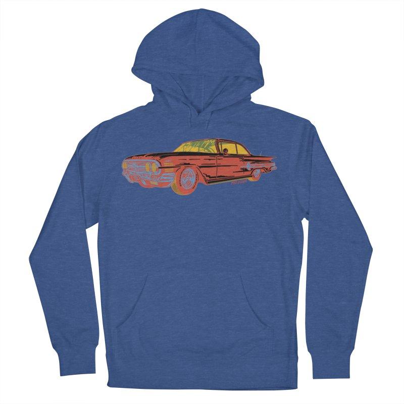 Impala Women's Pullover Hoody by redleggerstudio's Shop