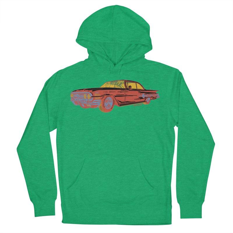 Impala Men's Pullover Hoody by redleggerstudio's Shop
