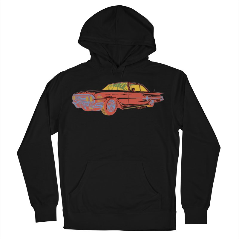 Impala Men's Pullover Hoody by redleggerstudio's Shop