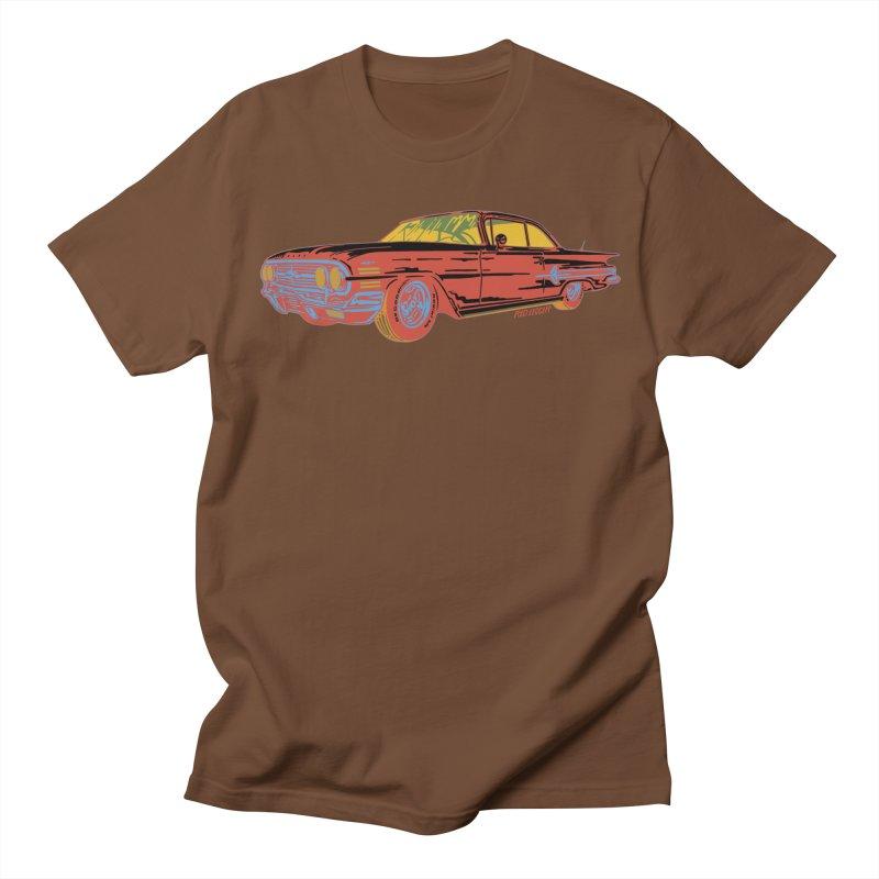 Impala Men's T-shirt by redleggerstudio's Shop