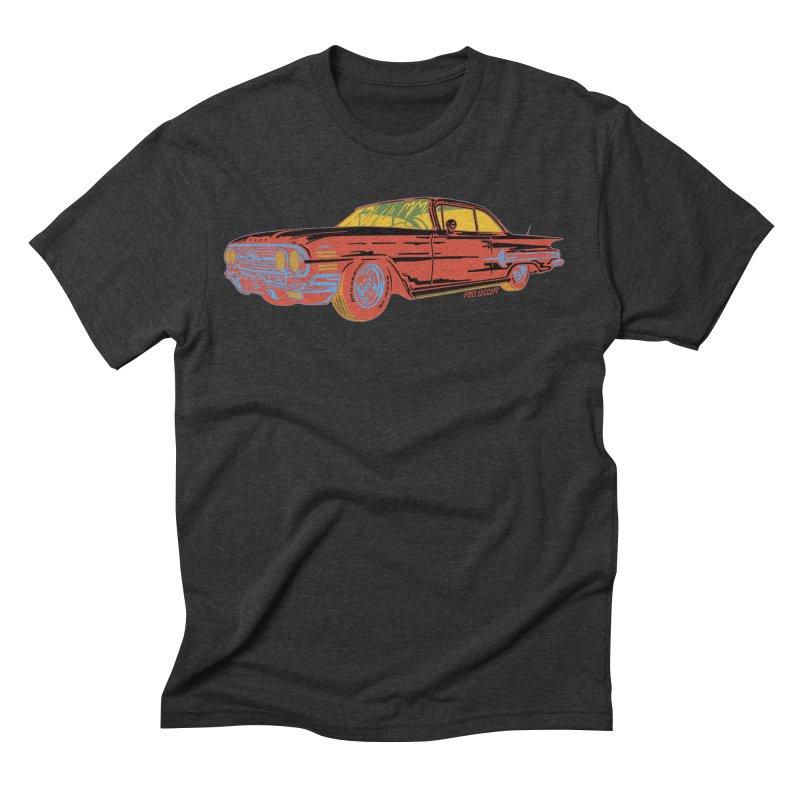 Impala Men's Triblend T-shirt by redleggerstudio's Shop