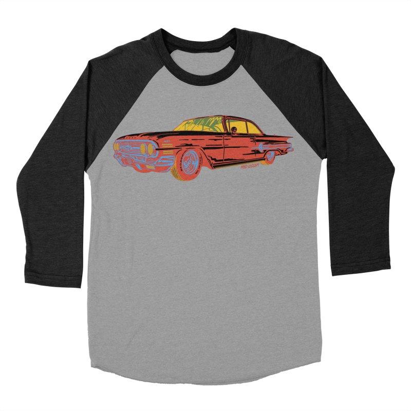 Impala Women's Baseball Triblend T-Shirt by redleggerstudio's Shop