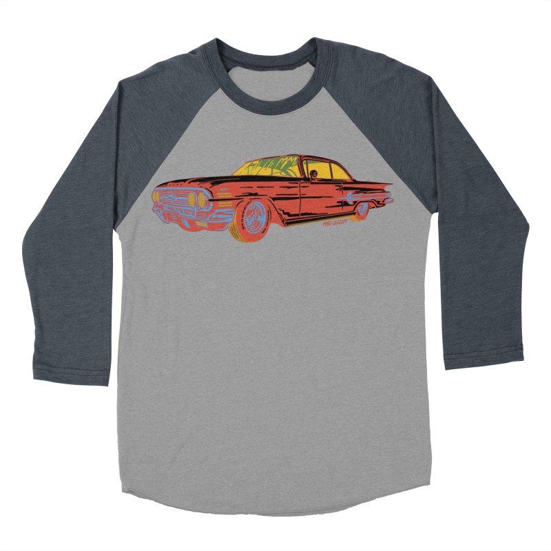 Impala Men's Baseball Triblend T-Shirt by redleggerstudio's Shop
