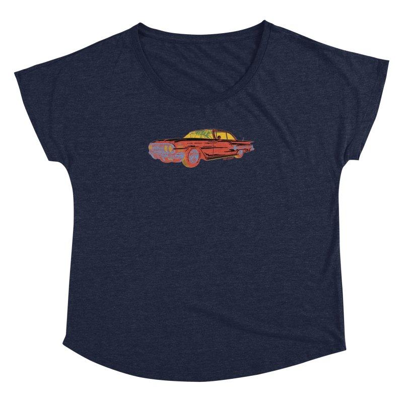 Impala Women's Dolman by redleggerstudio's Shop