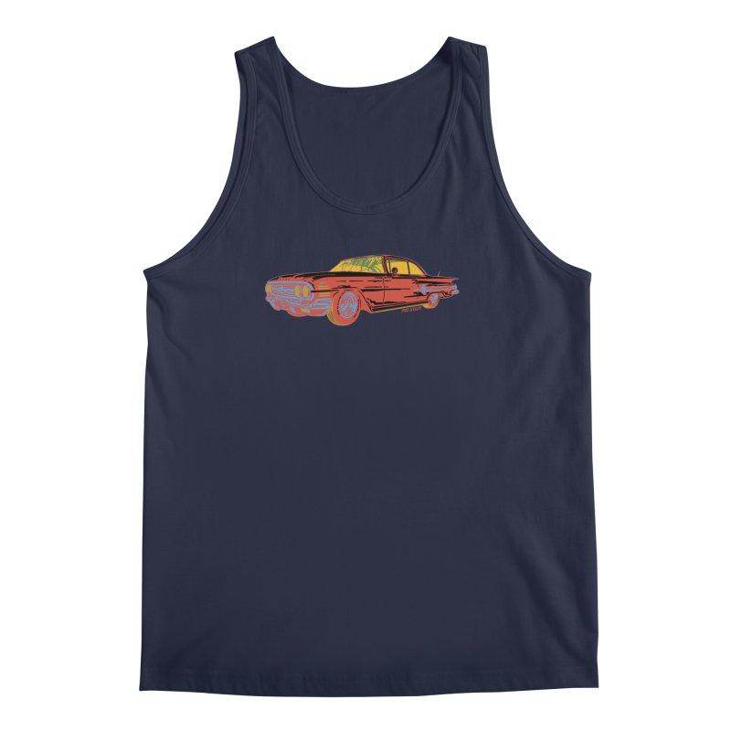 Impala Men's Tank by redleggerstudio's Shop