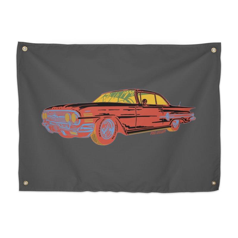 Impala Home Tapestry by redleggerstudio's Shop