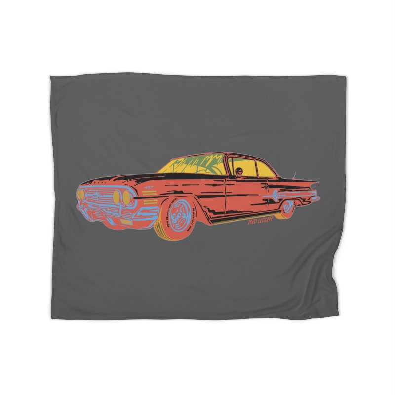 Impala Home Blanket by redleggerstudio's Shop