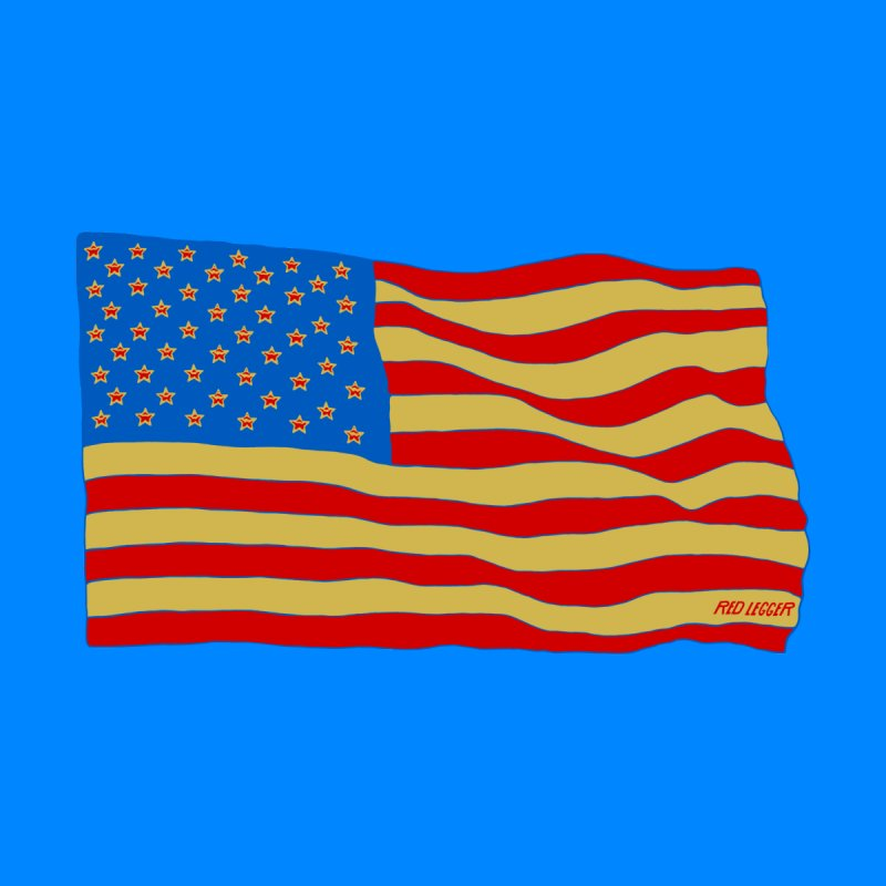 Red Legger Flag   by redleggerstudio's Shop