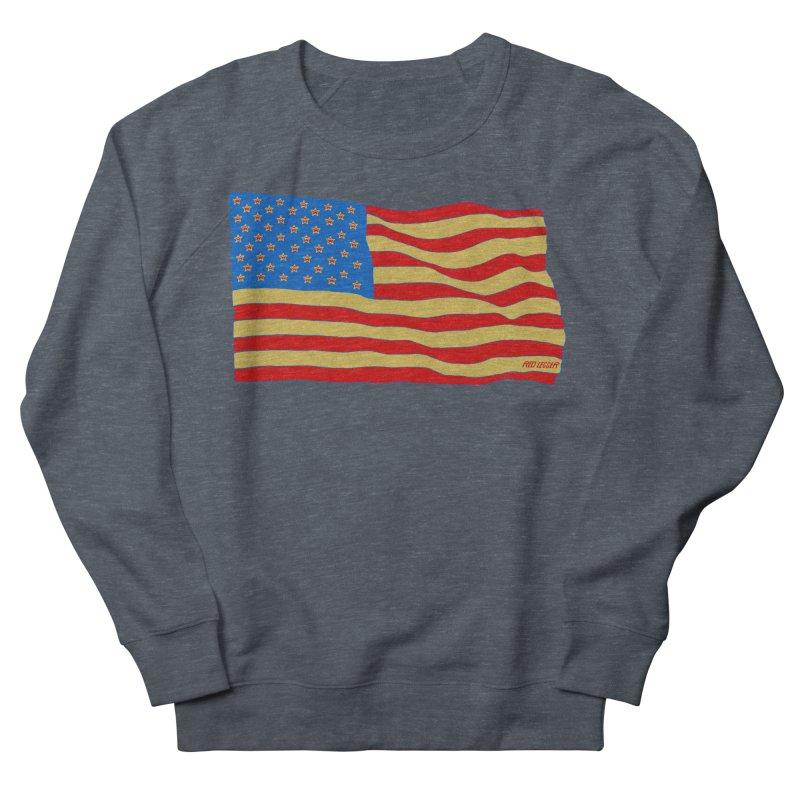 Red Legger Flag Women's Sweatshirt by redleggerstudio's Shop