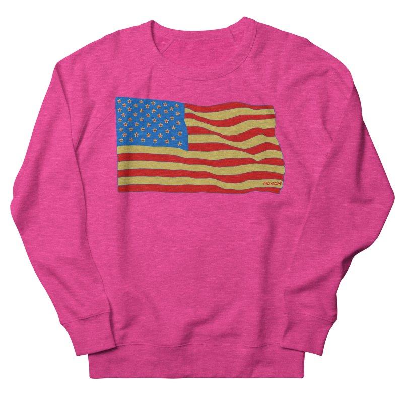 Red Legger Flag Men's Sweatshirt by redleggerstudio's Shop
