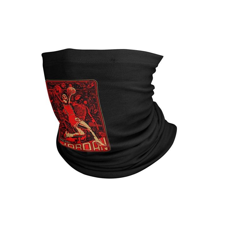 MJ Accessories Neck Gaiter by redleggerstudio's Shop