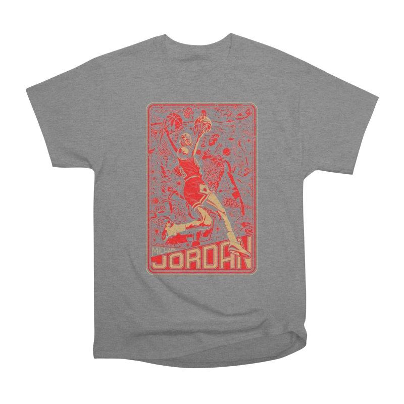 MJ Women's T-Shirt by redleggerstudio's Shop