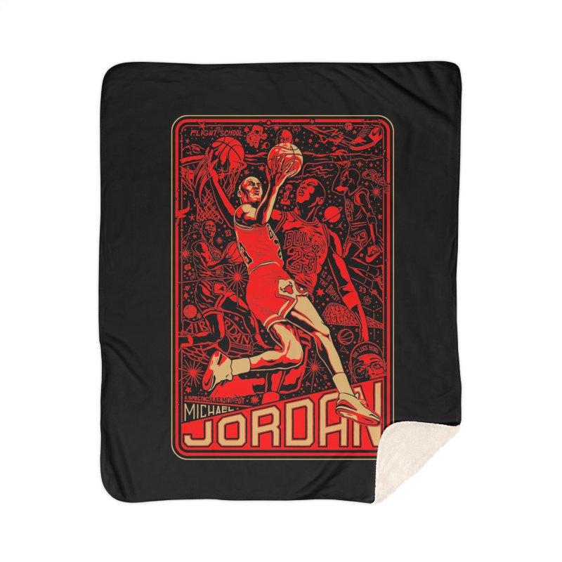 MJ Home Blanket by redleggerstudio's Shop
