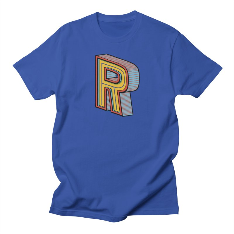 Sponsored by the Letter R   by redleggerstudio's Shop