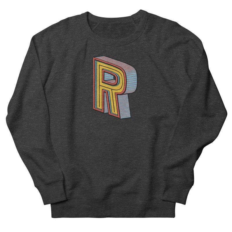 Sponsored by the Letter R Women's Sweatshirt by redleggerstudio's Shop