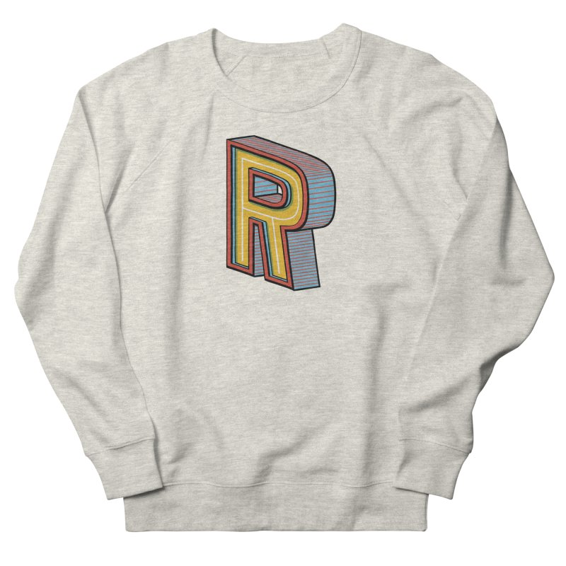 Sponsored by the Letter R Women's Sweatshirt by redleggerstudio's Shop