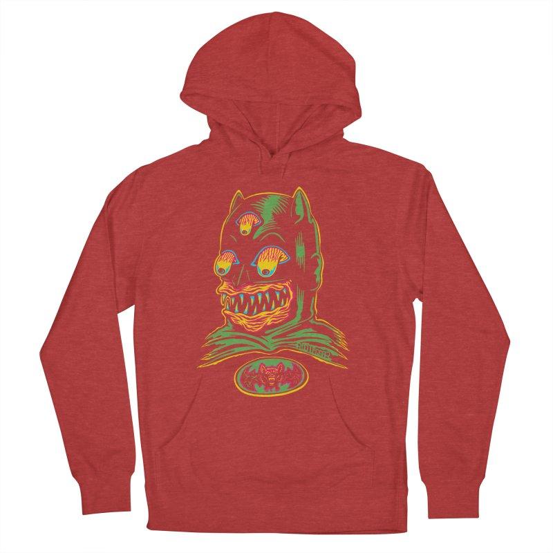 Bat-Fink Men's Pullover Hoody by redleggerstudio's Shop