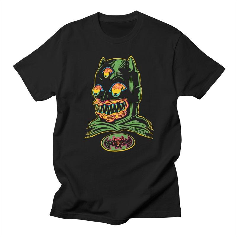 Bat-Fink Men's T-shirt by redleggerstudio's Shop