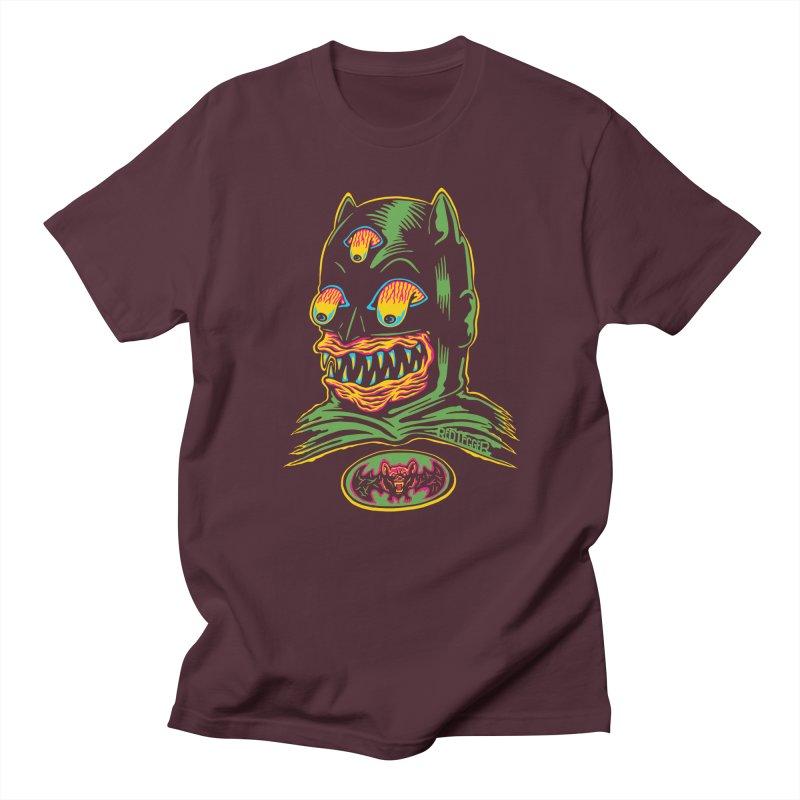 Bat-Fink Women's Unisex T-Shirt by redleggerstudio's Shop