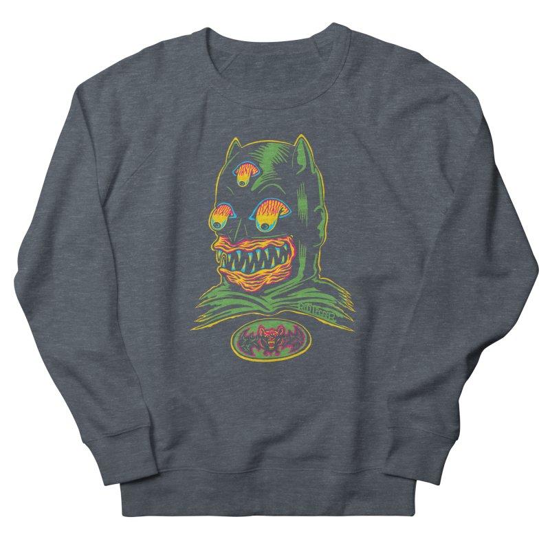 Bat-Fink Men's Sweatshirt by redleggerstudio's Shop