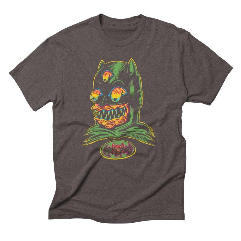 Bat-Fink Men's Triblend T-shirt by redleggerstudio's Shop