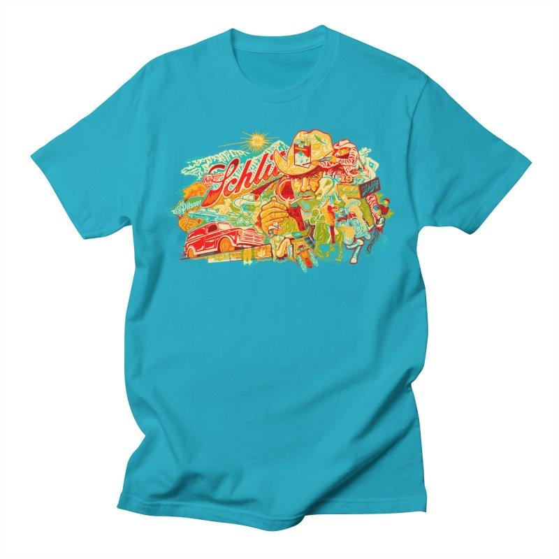 I Wanna Be a Cowboy, Baby Women's Unisex T-Shirt by redleggerstudio's Shop