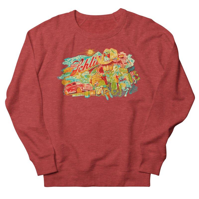 I Wanna Be a Cowboy, Baby Women's French Terry Sweatshirt by redleggerstudio's Shop