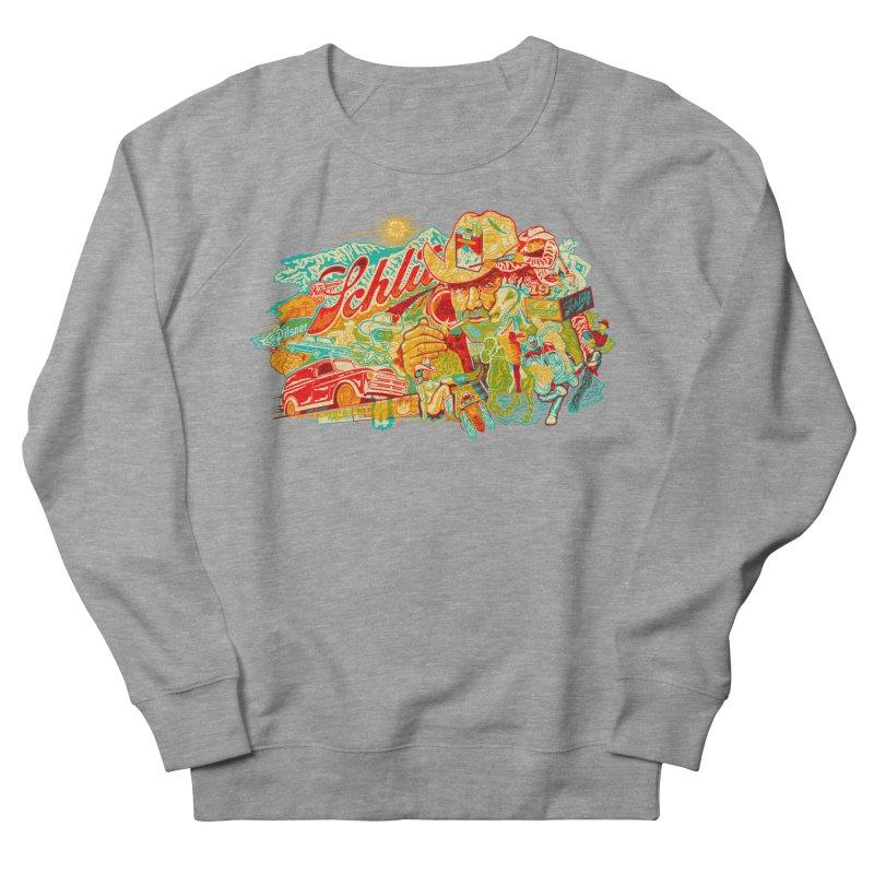 I Wanna Be a Cowboy, Baby Men's Sweatshirt by redleggerstudio's Shop