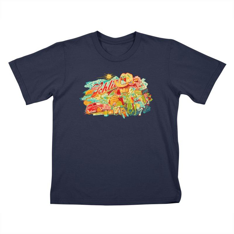 I Wanna Be a Cowboy, Baby Kids Toddler T-Shirt by redleggerstudio's Shop