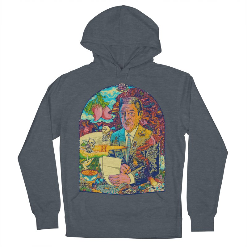 Constant Stimulation is Required. Men's Pullover Hoody by redleggerstudio's Shop
