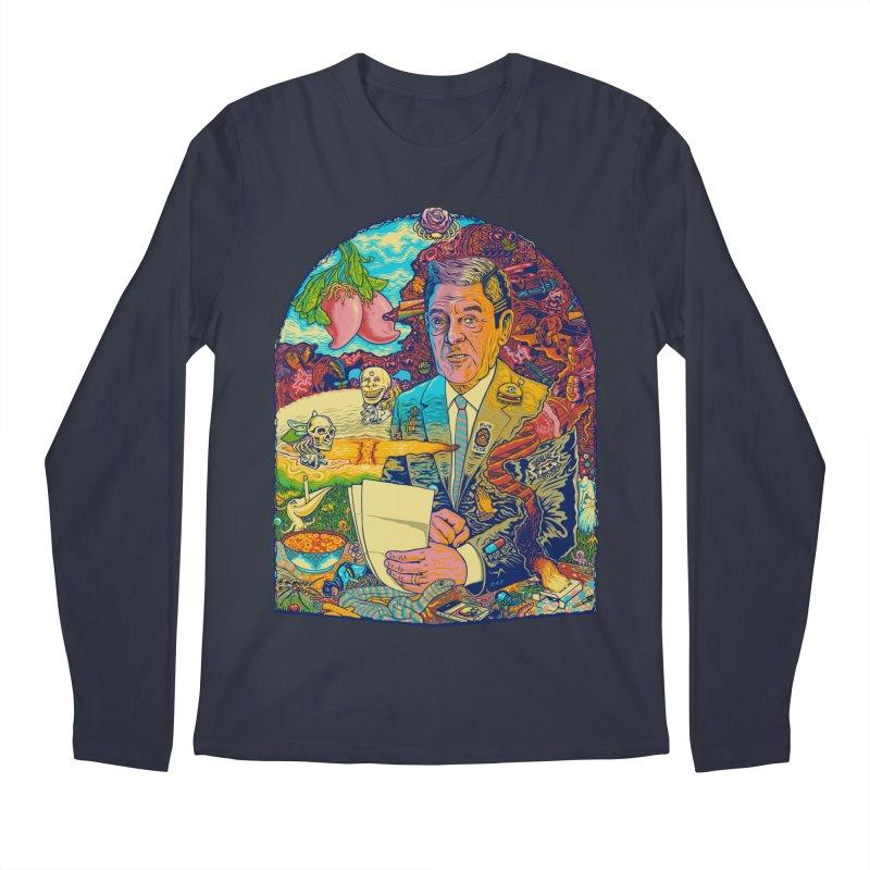 Constant Stimulation is Required. Men's Longsleeve T-Shirt by redleggerstudio's Shop