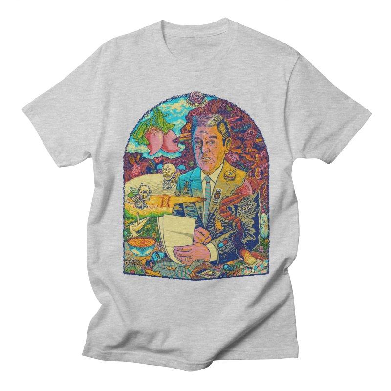 Constant Stimulation is Required. Men's T-Shirt by redleggerstudio's Shop