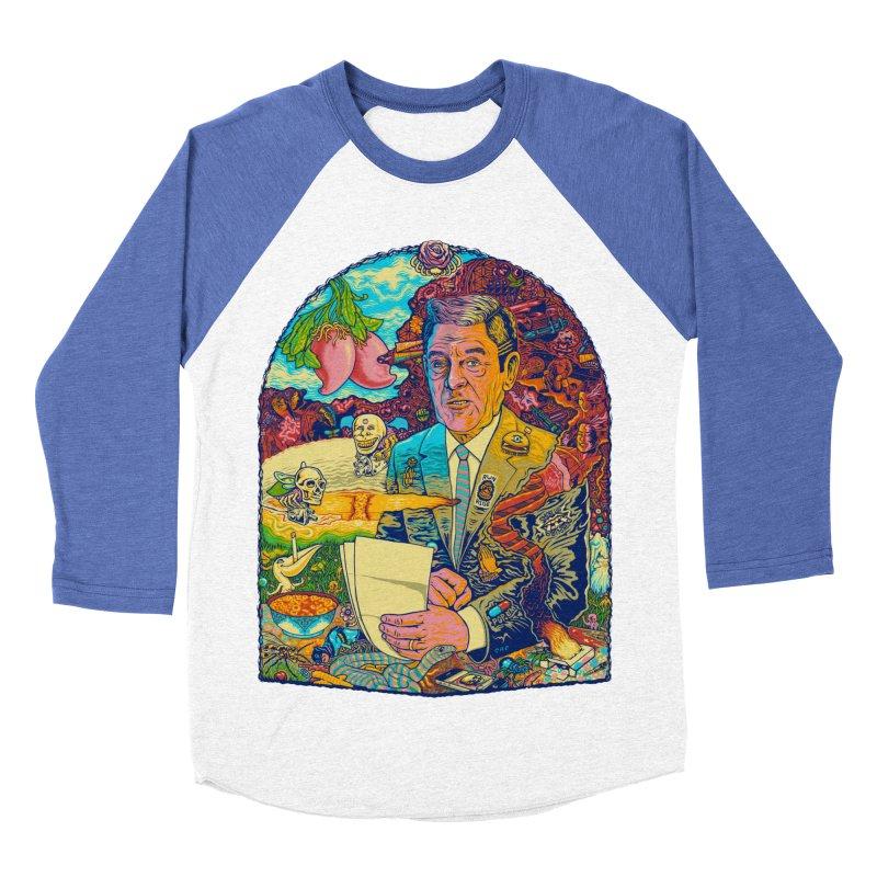 Constant Stimulation is Required. Men's Baseball Triblend T-Shirt by redleggerstudio's Shop