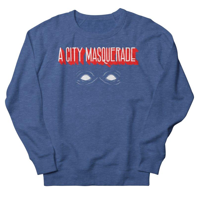 A City Masquerade Women's Sweatshirt by redleggerstudio's Shop