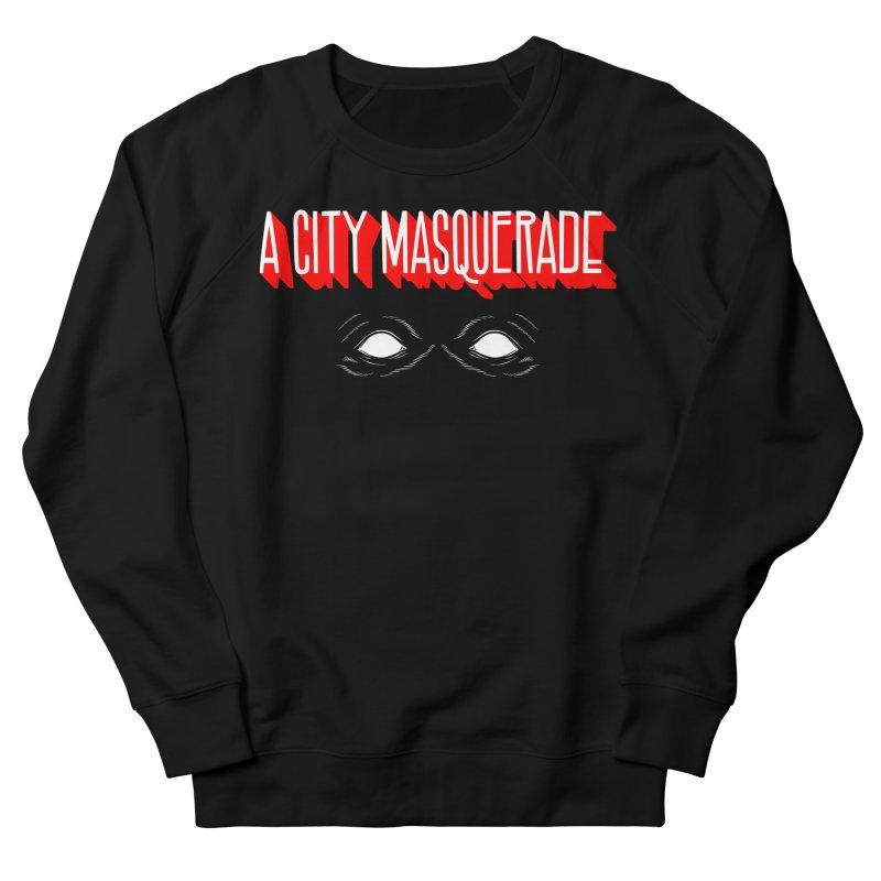 A City Masquerade Men's Sweatshirt by redleggerstudio's Shop