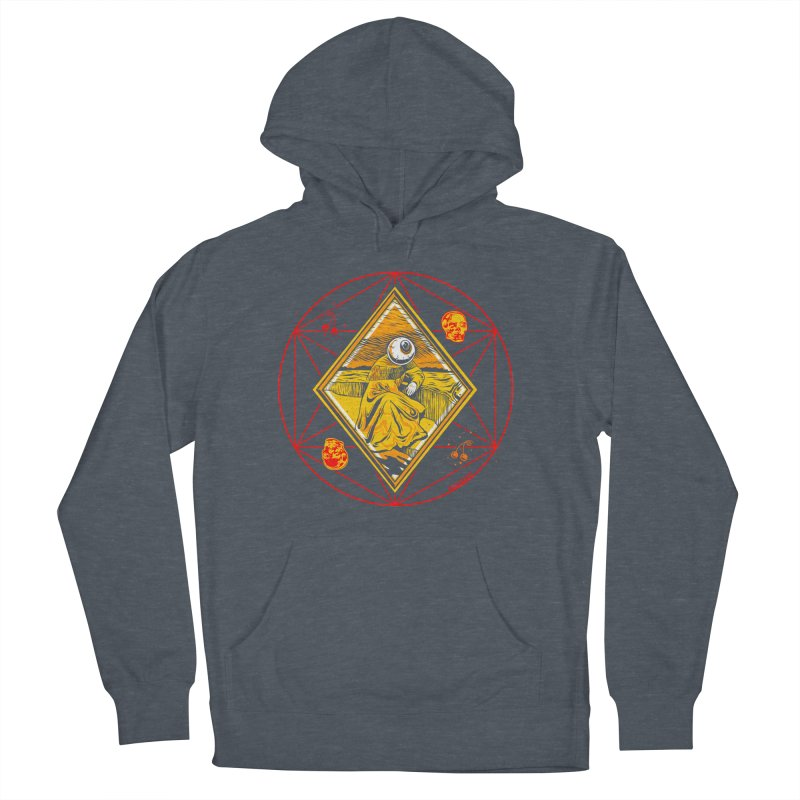 You Can't See Me Men's Pullover Hoody by redleggerstudio's Shop