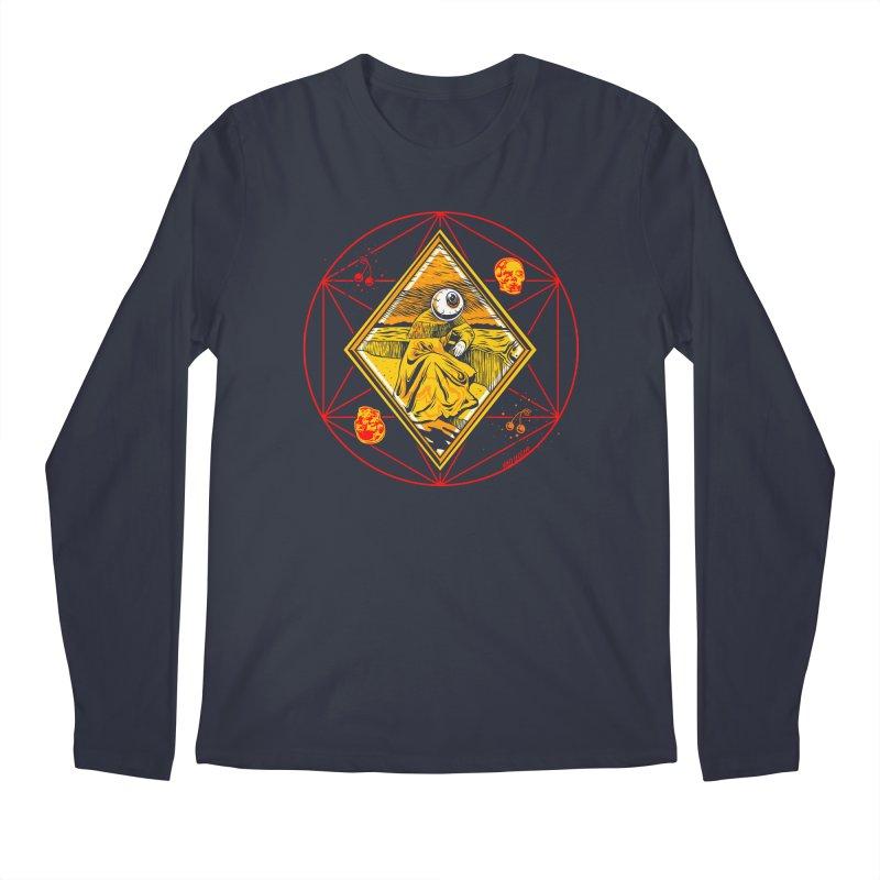 You Can't See Me Men's Longsleeve T-Shirt by redleggerstudio's Shop