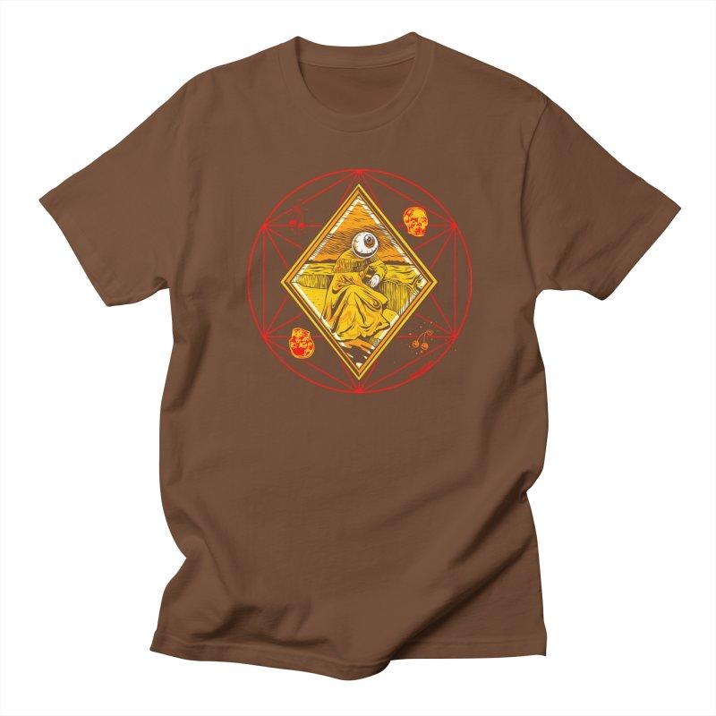 You Can't See Me Men's Regular T-Shirt by redleggerstudio's Shop