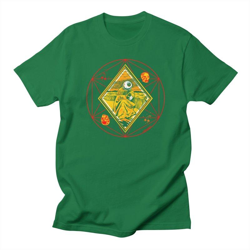 You Can't See Me Women's Unisex T-Shirt by redleggerstudio's Shop