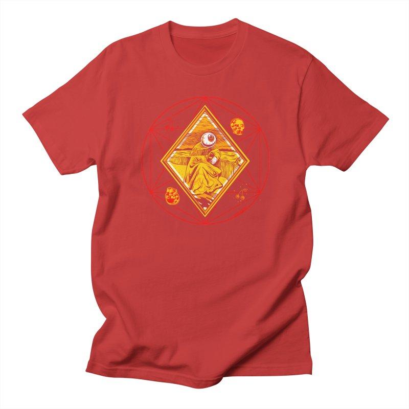 You Can't See Me Men's T-Shirt by redleggerstudio's Shop
